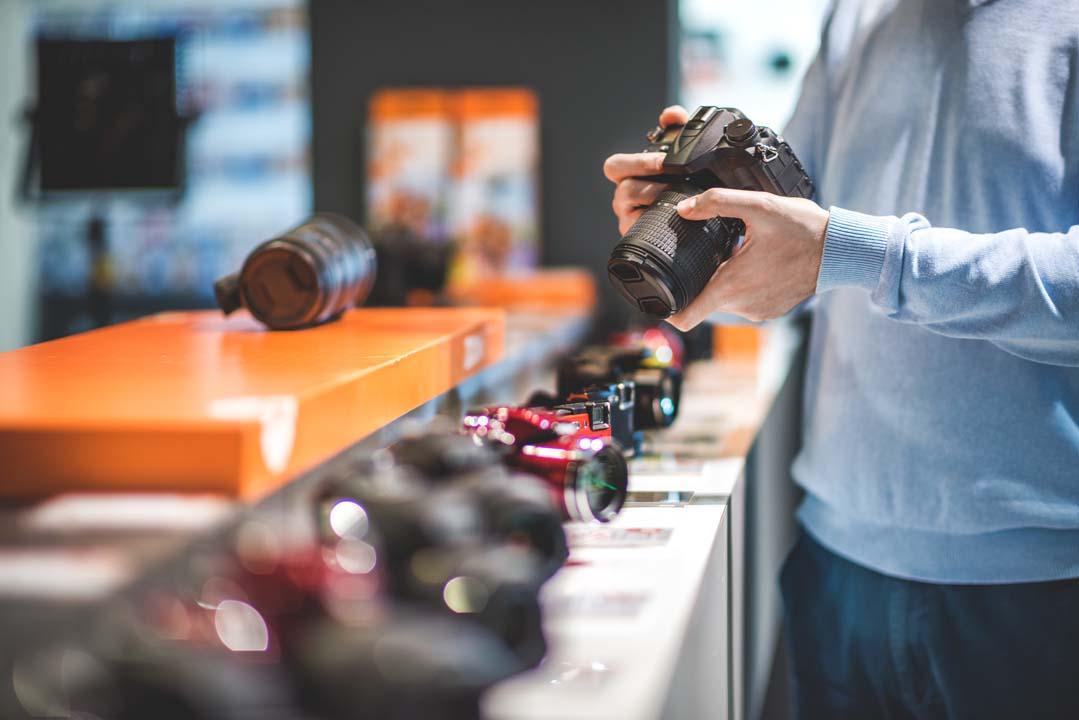Consumer-Cameras