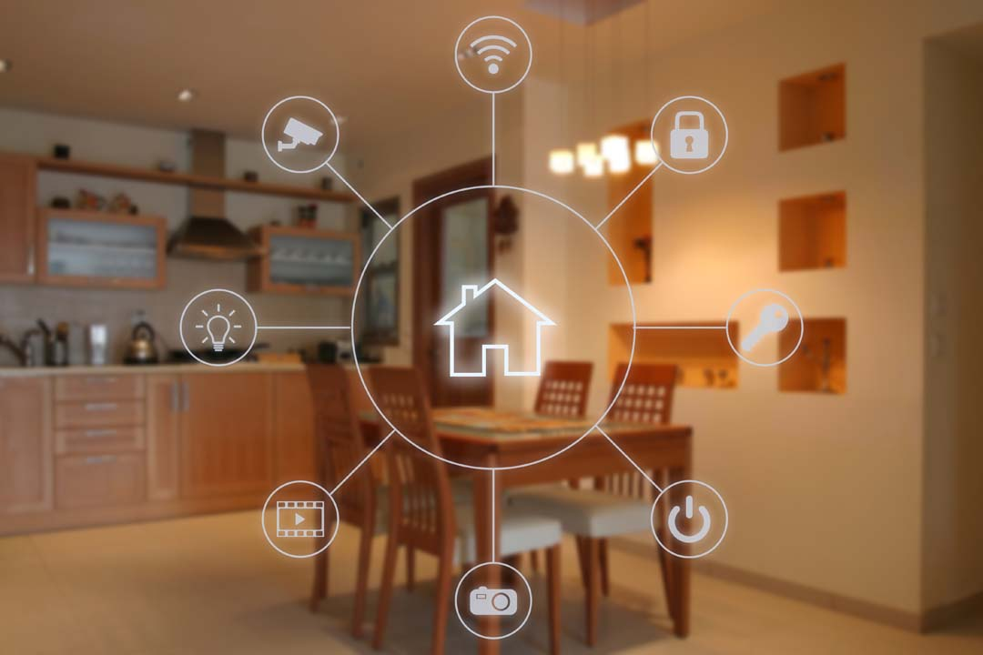 IoT-Connected-Home